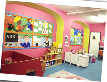 Buttons Nursery Gallery Image
